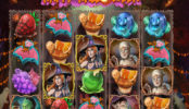 Gra hazardowa Happy Halloween bez depozytu