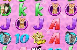 Obrazek z darmowej maszyny Meow Money online