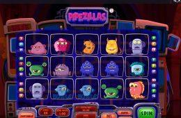 Maszyna do gier Pipezillas online