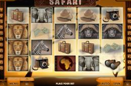 Maszyna do gier Safari – nie wymagająca rejestracji