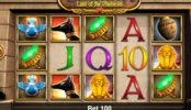 Gra hazardowa bez depozytu Cleopatra - Last of the Pharaohs