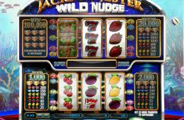 Darmowy automat online Jackpot Jester Wild Nudge