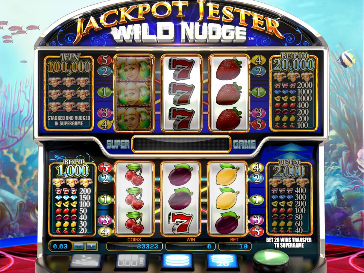 Jackpot Wilds