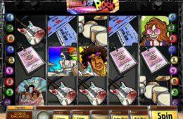 Reels of Rock, darmowy automat do gier online