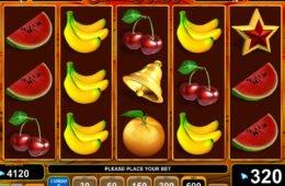 Maszyna do gier Caramel Hot online