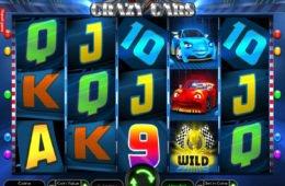 Przyjemny automat Crazy Cars online