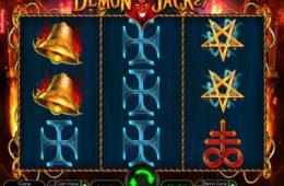 Zakręć bębnami maszyny do gier Demon Jack 27
