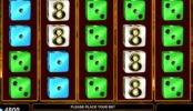Gra hazardowa Flaming Dice niewymagająca rejestracji