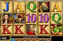 Darmowy automat do gier Legendary Rome