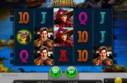 Obrazek z gry hazardowej Steamboat online