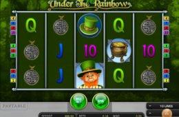 Przyjemna maszyna do gry Under the Rainbow