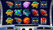 Świetna zabawa z automatem do gier online Adventures in Orbit.