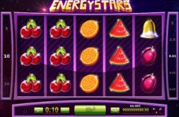 Darmowa maszyna do internetowych gier bez depozytu Energy Stars