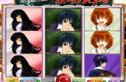 Darmowe gry online na automacie High School Manga