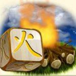 Symbol wild w darmowej grze kasynowej na jednorękim bandycie Hunter's Dice