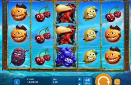 Świetna zabawa dzięk maszynie do gier online Lucky Pirates