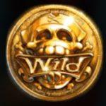 Symbol wild bezdepozytowej gry online na jednorękim bandycie Lucky Pirates