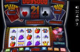 Zdjęcie z automatu z grami online Slot 21