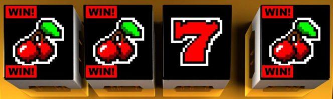 Korzystanie z Bębna Bonusowego w grze Slot-O-Matic