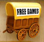 Symbol scatter z darmowej gry na maszyny z grami online Wild Jack