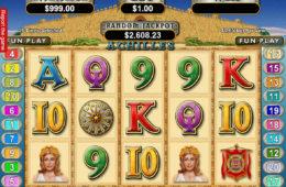Darmowy automat do internetowych gier kasynowych Achilles