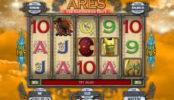 Zdjęcie z gry online na automacie kasynowym bez rejestracji Ares