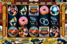 Automat do gier online dla zabawy Cash Bandits