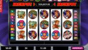 Gra slotowa na automacie online bez pobierania Crazy Vegas