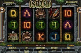 Darmowa maszyna do gier online bez depozytu Dino Island