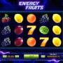 Zdjęcie z automatu do gier kasynowych online Energy Fruits