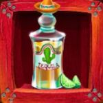 Symbol scatter w automacie do gier online Tequila Fiesta