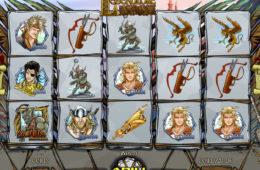 Internetowa gra na automacie bez rejestracji Legendlore