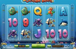 Darmowa maszyna do gier kasynowych online Ocean Reef