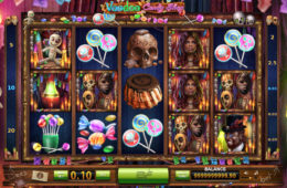 Automa do gier kasynowych online dla zabawy Voodoo Candy Shop