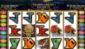 Automat do gier kasynowych online bez depozytu Aztec's Treasure