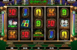 Big Money Bigfoot automat do gier kasynowych online