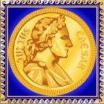 Symbol wild w automacie do gier slotowych online Caesar's Empire