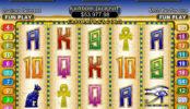 Maszyna do gier slotowych online dla zabawy Cleopatra's Gold