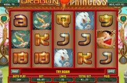 Darmowa gra internetowa na automacie firmy RTG Dragon Princess