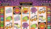 Obrazek z gry na maszynie kasynowej online Fruit Frenzy