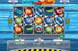 Zdjęcie z automatu slotowego online Hydro Heat