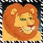 Symbol wild w grze online Lion's Lair