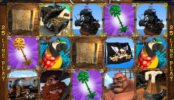 Zdjęcie z gry na internetowym automacie do gier Pirate Isle