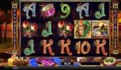 Gra slotowa na automacie online Samba Sunset
