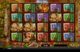 Zdjęcie z gry na darmowym automacie internetowym The Nice List