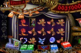 Automat do gier slotowych online bez depozytu Fair Tycoon