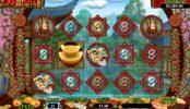 Internetowy automat do gier kasynonwych dla zabawy God of Wealth