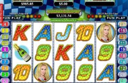 Zdjęcie z maszyny do gier kasynowych online Green Light