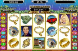 Automat do gier kasynowych online bez rejestracji Mister Money