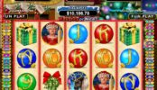 Darmowa gra slotowa na automacie online Naughty or Nice